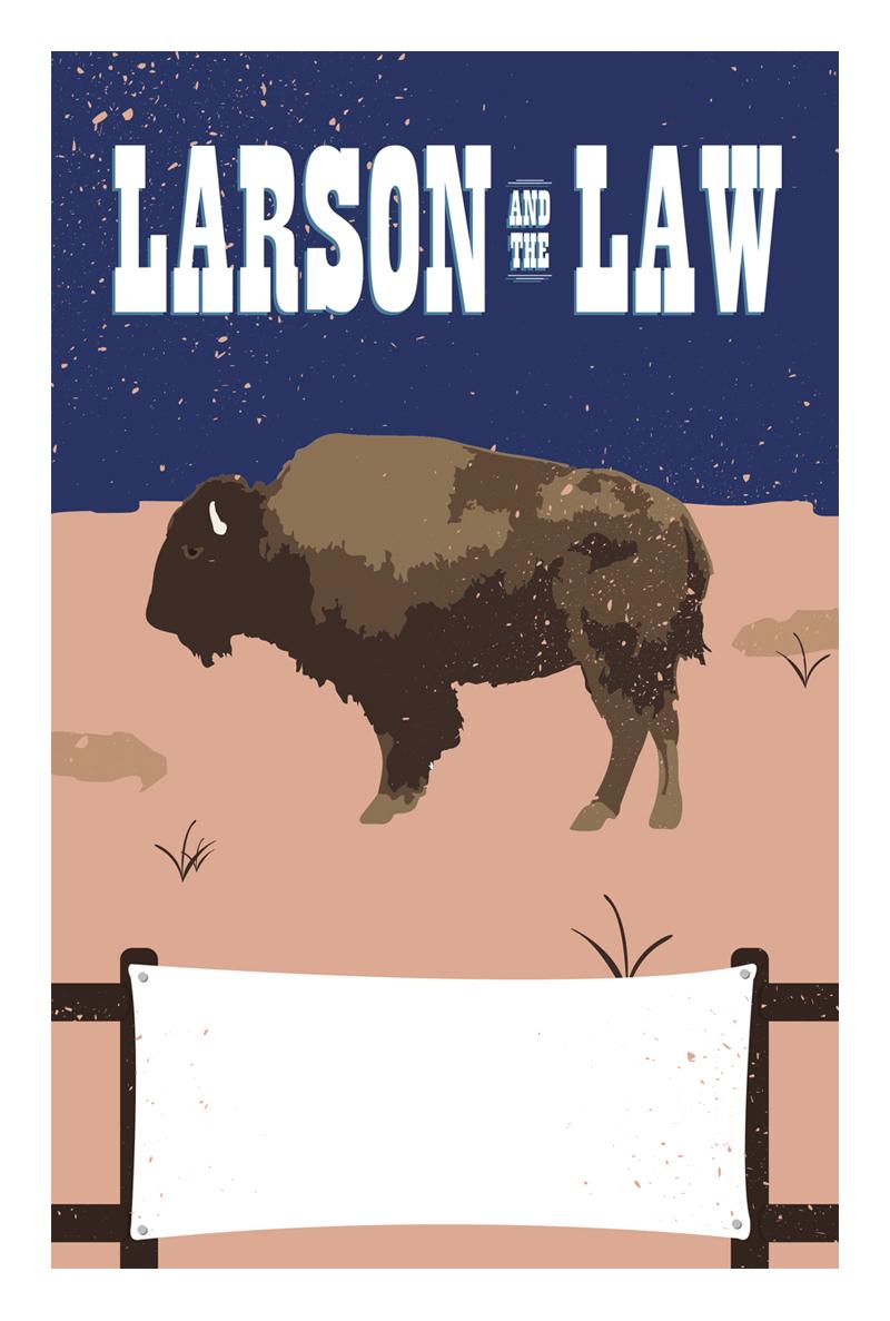larson poster